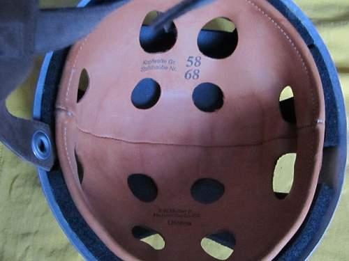 M-38 Helmet