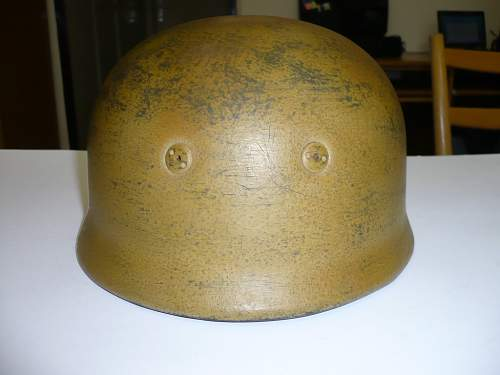 M 38 helmet