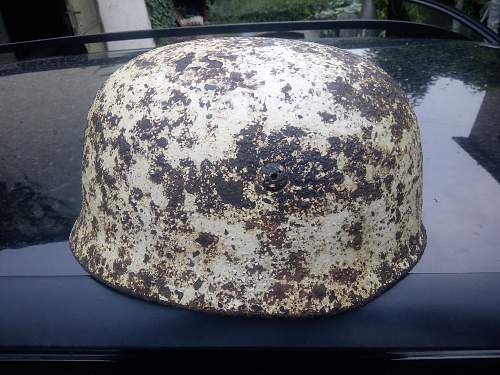FJ helmet. Helps needed