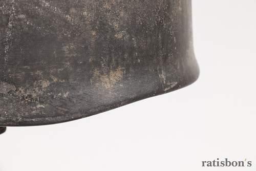camo paratrooper helmet