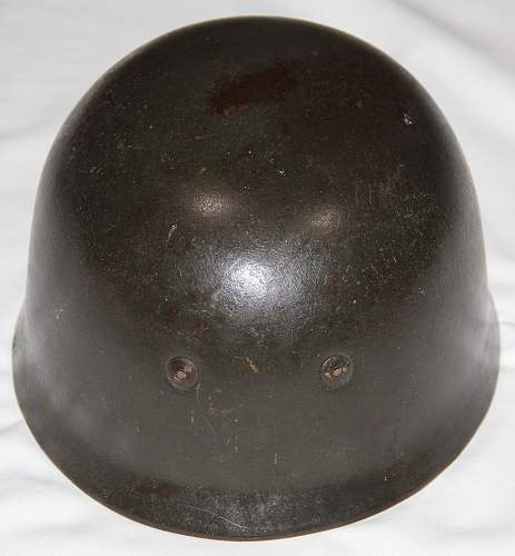 Single Decal ET68 m38 Fallschirmjager Helmet
