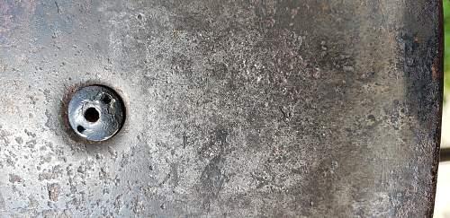 M38 DD ET68 Semi Relic