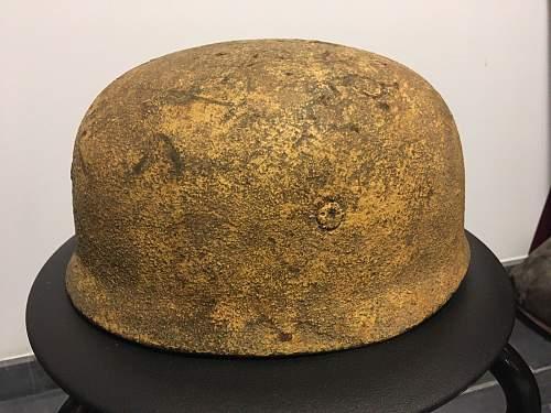 Fallskjermjeger Hjelm Paratrooper Helmet originalitet