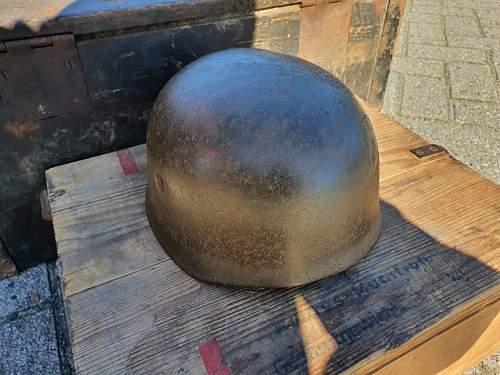 Fallschirmjager Helmet M38 original?