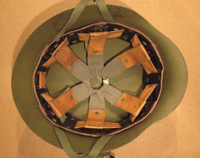 Suspect Fallschirmjager helmet for sale.