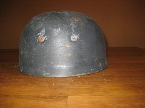 M/38 Helmet?