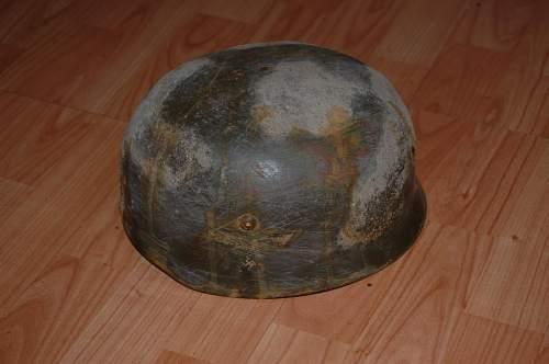 Fallschirmjager helmet opinions