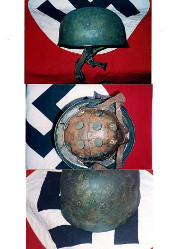 Normandie FJ helmet