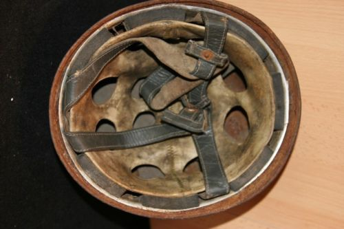 M38 FJ Helmet