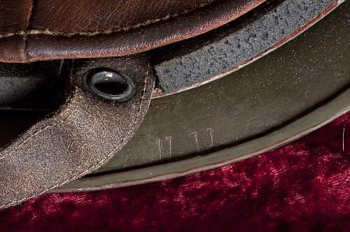 German M38 Para Helmet - After opinions