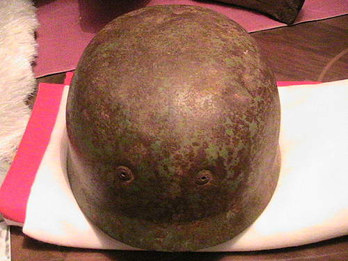 Luftwaffe Para Helmet