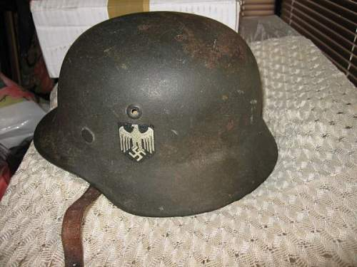 Click image for larger version.  Name:wehrmacht helm.JPG Views:1025 Size:52.8 KB ID:443488