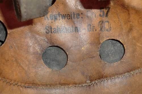 Single decal para helmet, 5075 ET68