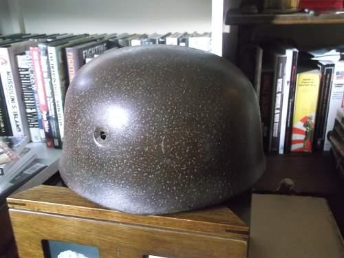 Fallschirmjager helmet. Real or Repro?