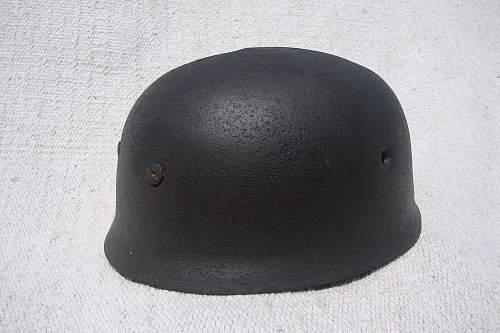 Is this Fallschirmjager helmet original?