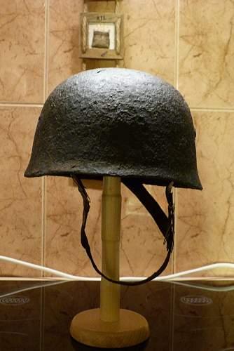 Fallshirmjager helmet