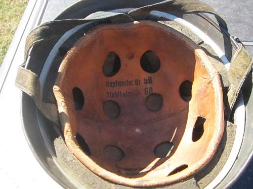 what is the value of my paratrooper helmet?new to forum