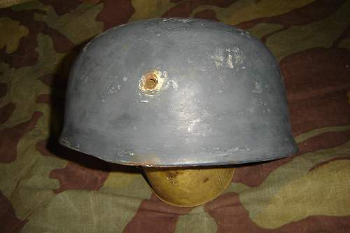 Fallschirmjager helmet real?