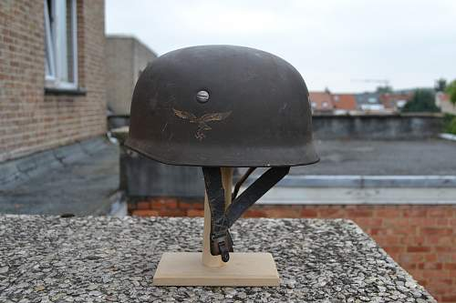 M38 FJ SD helmet to share.