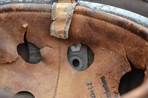 M38 FJ SD helmet to share.