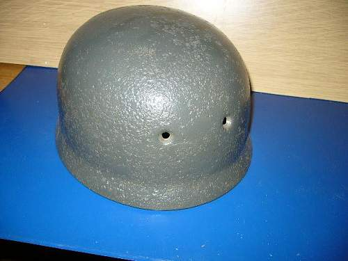 M38 paratrooper shell - original ?