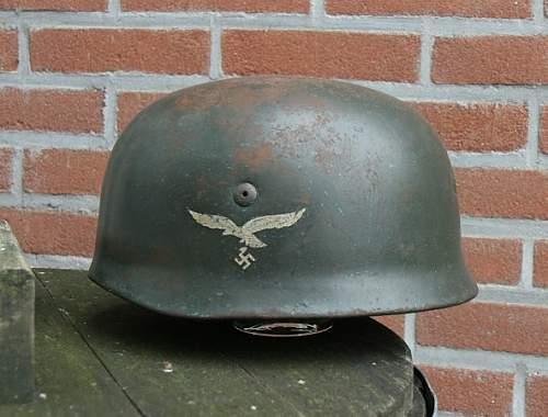 M38 fj helmet, is it real?
