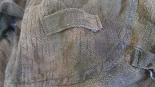 Cloth Helmet Cover