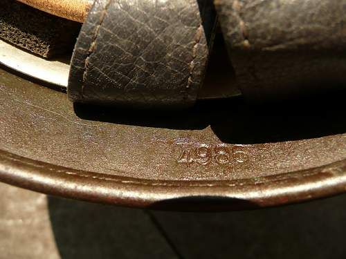 Two Fj helmets Arnhem