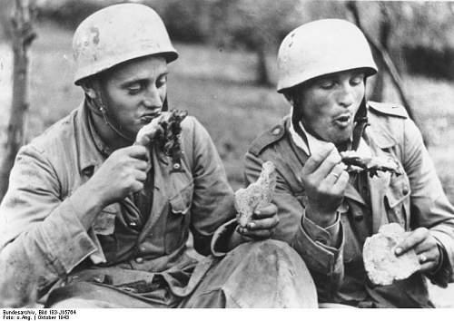 Click image for larger version.  Name:Bundesarchiv Italien, Verpflegung  für Fallschirmjäger.jpg Views:1212 Size:61.7 KB ID:895875