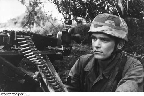 Click image for larger version.  Name:Bundesarchiv, Normandie, Fallschirmjäger mit MG 42.jpg Views:115 Size:55.1 KB ID:895879