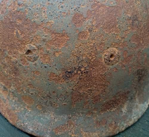 Valuating relic M38