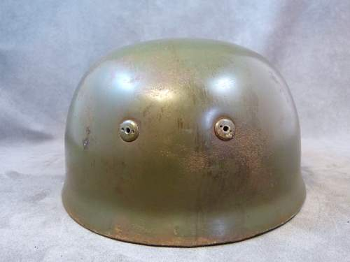 German Paratrooper Helmet M38 Any Comments?