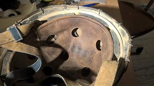 M38 Helmet authentication
