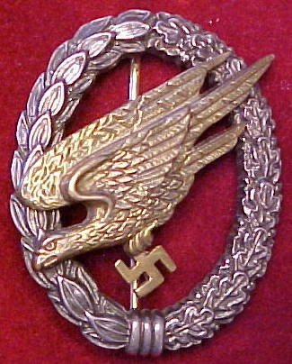 Paratrooper Badge Fake Gallery