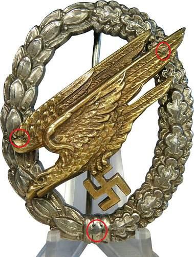 Click image for larger version.  Name:luftwaffe-fallschirmschutzenabzeichen-paratrooper-badge-imme-berlin-1[1].jpg Views:10 Size:112.5 KB ID:1250264