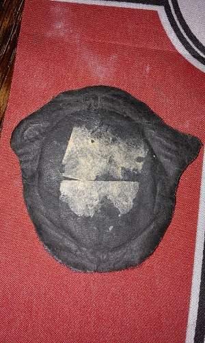 Pilot and Fallschirmjager Cloth Badge