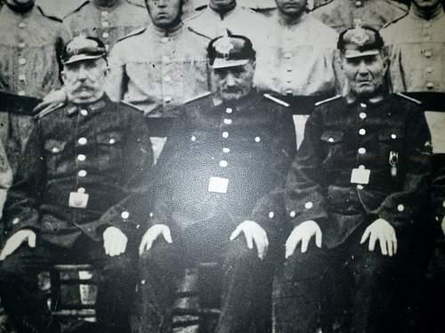 Firefighter-buckles pre-1933