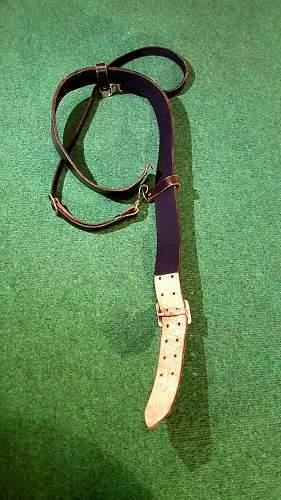 Help identify the belt!
