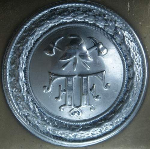 Fireman's 50mm variant buckle