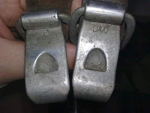 German 1938 Back pack - Help Need info
