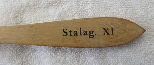 Click image for larger version.  Name:Stalag XI Holzlöffel 002.jpg Views:8 Size:231.3 KB ID:1003796