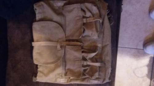 Backpack help...........