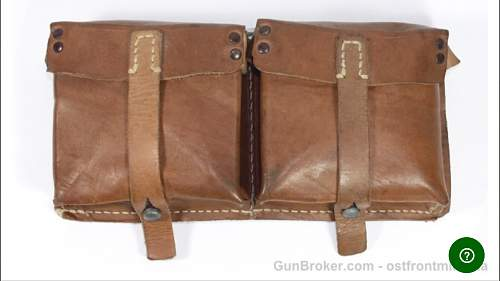 Gewher 43/K43 Ammo Pouches Up For Review.