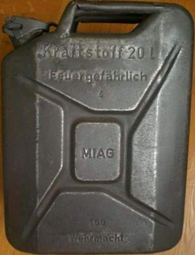 German cover for e-tool