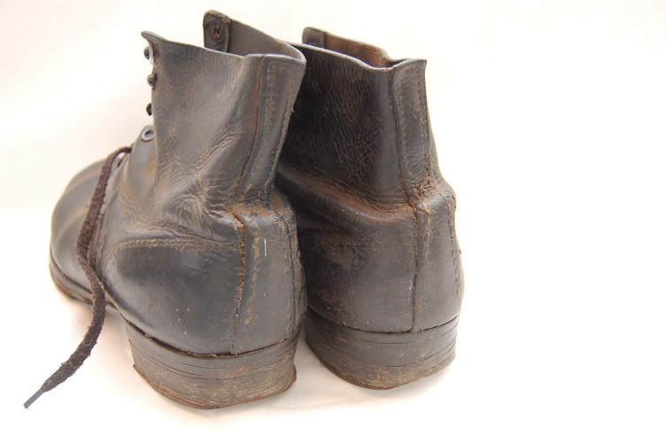 Need Help! WW2 German Ankle Boots