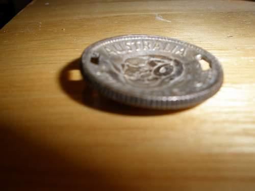 1944 australia coin
