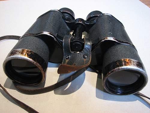 Kriegsmarine binoculars 7 X 50 Flak (Kuste)