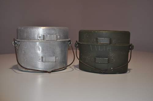 Help with Mess-Kit Appreciated...