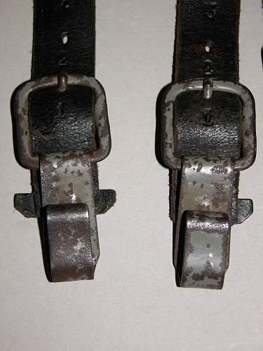 Y-strap hooks