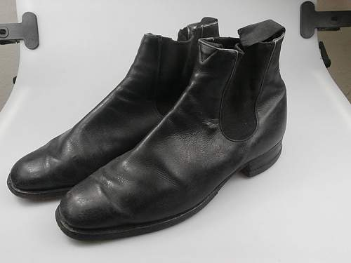 WW2 German Officer Shoes